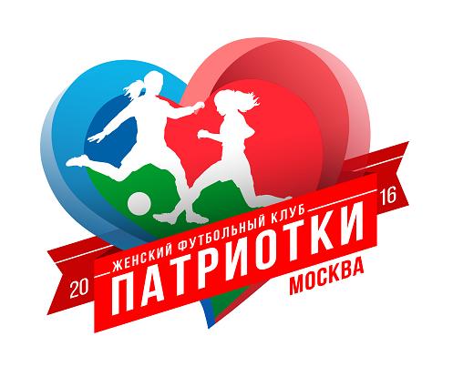 Логотип CR Патриотки РФ — на сайт мини