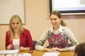 Встреча с Союзом активной молодёжи МИТХТ. 28 октября